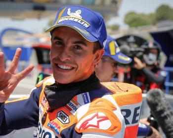 Marquez Berharap Kembali di MotoGP Portugal