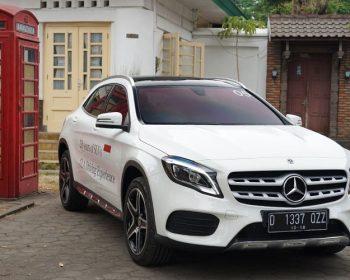 Detail Spesifikasi The New Mercedes Benz GLA, Canggih di Balik Rombakan Gaya