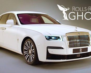 Rolls-Royce Ghost Extended, Versi Panjang dengan Kemewahan Ekstra